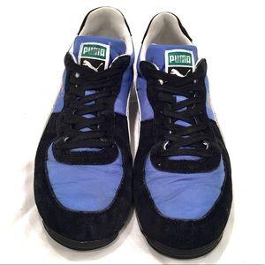 6ada97128776 Puma Shoes - Puma Easy Rider III Men s Black   Blue Size 8 Used